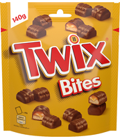 TWIX BITES 140G