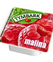 TYMBARK PRZYSMAK OWOCOWY MALINA 6 X 25 G (150 G)