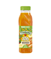 TYMBARK VITAMINI SOK BANAN MARCHEW JABŁKO 300 ML