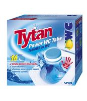 TABLETKI DO MYCIA WC TYTAN POWER TABS 16SZT
