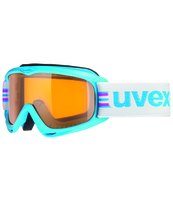 GOGLE UVEX SNOWCAT BŁĘKITNE