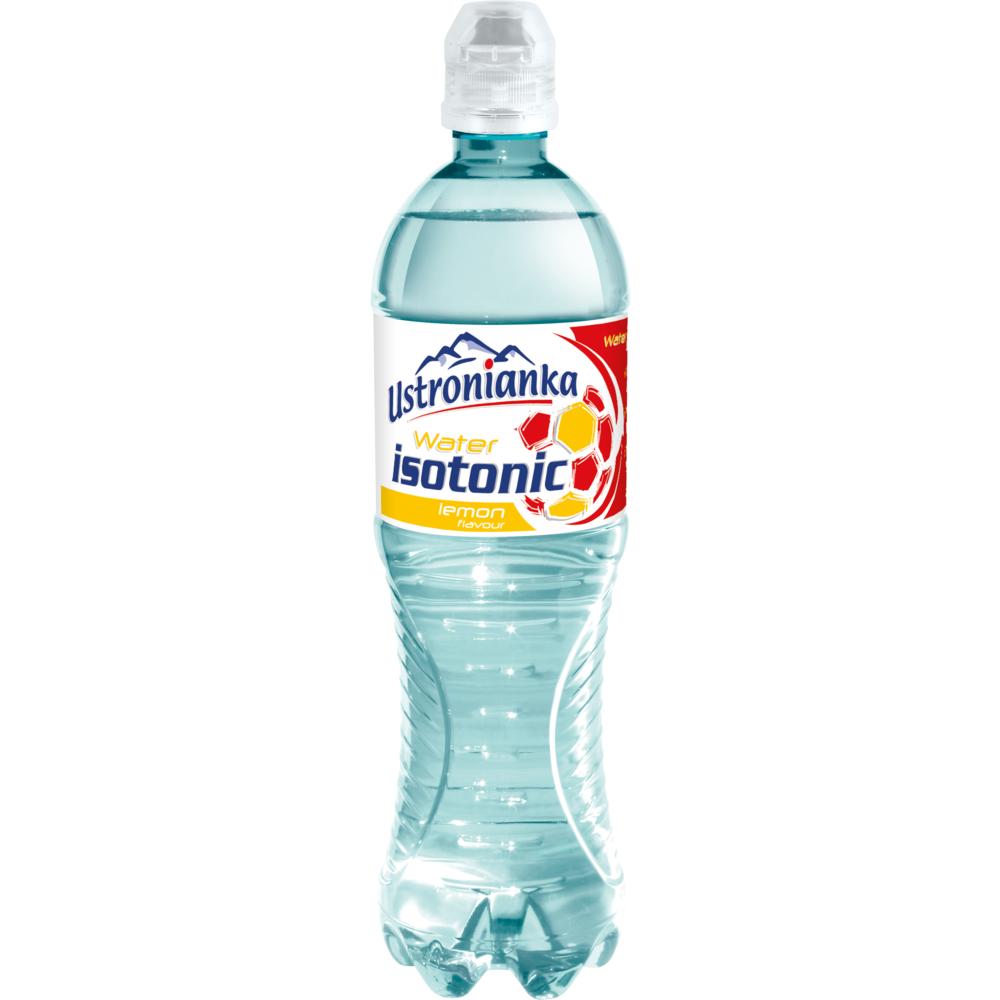USTRONIANKA ISOTONIC WATER LEMON 0,7L SC