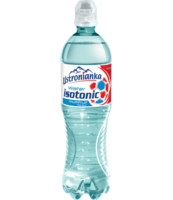 USTRONIANKA ISOTONIC WATER MULTIFRUIT 0,7L SC