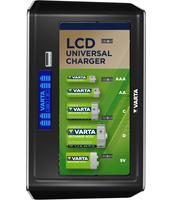 ŁADOWARKA LCD UNIVERSAL CHARGER VARTA