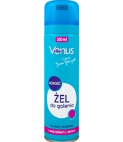 VENUS ŻEL DO GOLENIA ALOES 200ML