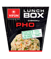 LUNCH BOX PHO 85G VIFON