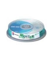 PŁYTA DVD-R 10 SZTUK VAKOSS DVR-47S1-10X16