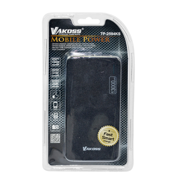 POWERBANK VAKOSS TP-2594KS