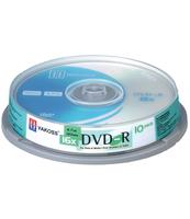PŁYTA DVD-R, 16X, 10 SZT. CAKE BOX VAKOSS DVR-47S10C16