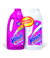 VANISH REGULAR 2L+WHITE 2L SUPER ZESTAW