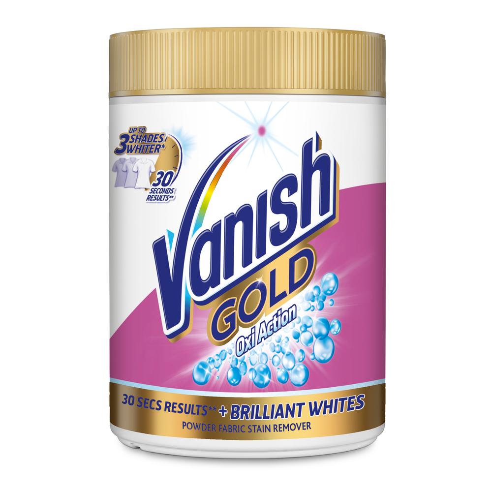 VANISH GOLD WHITE PŁYN 940 ML