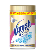 VANISH GOLD WHITE PROSZEK 625G