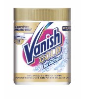 VANISH OXI ACTION GOLD DO BIAŁEGO PROSZEK 470G