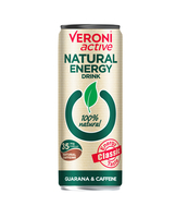 VERONI ACTIVE NATURAL ENERGY DRINK CLASSIC 250ML