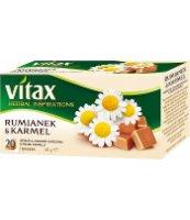 VITAX INSPIRATIONS RUMIANEK&KARMEL 20 TOREBEK