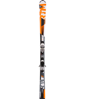 NARTY VÖLKL RTM 7.6 ORANGE 161CM