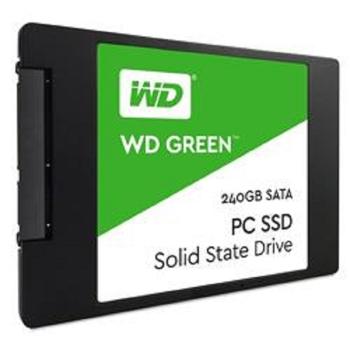 DYSK WEWNĘTRZNY WD GREEN SSD, 2.5'', 120GB, SATA/600, 7MM, 3D NAND