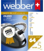 WORKI WEBBER DO ZELMER 1010F 5SZT+2