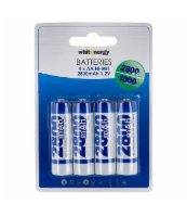 AKUMULATOR WHITENERGY 4XAA 2800MAH NI-MH