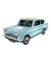 WREBBIT PUZZLE 3D HARRY POTTER FLYING FORD ANGLIA