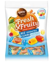 WAWEL GALARETKI FRESH&FRUITY BEZ DODATKU CUKRU 120G