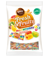 WAWEL GALARETKI FRESH & FRUITY MULTIWITAMINA 1KG