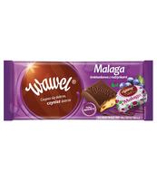 WAWEL CZEKOLADA MALAGA 100G