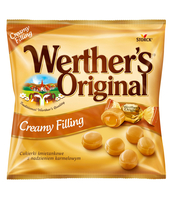 WERTHER'S ORIGINAL CREAMY FILLING 80G