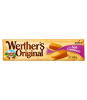 WERTHER'S ORIGINAL SOFT CARAMELS 48G