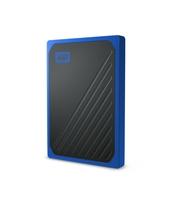 DYSK SSD WD 500GB MY PASSPORT GO NIEBIESKI