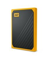 DYSK SSD WD 500GB MY PASSPORT GO ŻÓŁTY