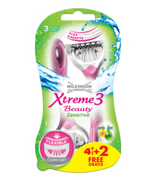 XTREME3 BEAUTY SENSITIVE 4+2
