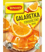 WINIARY GALARETKA POMARAŃCZOWY SMAK 71 G