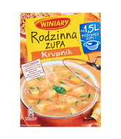 WINIARY RODZINNA ZUPA KRUPNIK 88G