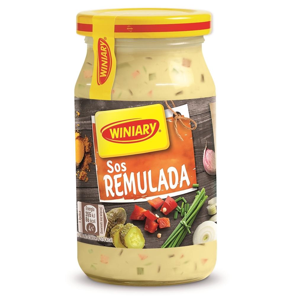 WINIARY SOS REMULADA 250ML