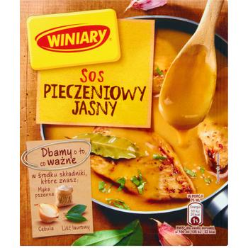 WINIARY SOS PIECZENIOWY JASNY 27 G