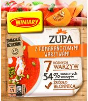 WINIARY ZUPA Z POMARAŃCZOWYMI WARZYWAMI 75G