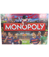 WINNING MOVES HASBRO MONOPOLY FC BARCELONA PL