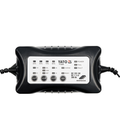 PROSTOWNIK ELEKTRONICZNY 12/6V 1/4A 200AH YT-8300