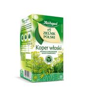 ZIELNIK POLSKI KOPER WŁOSKI 20TB/40G