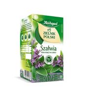 ZIELNIK POLSKI SZAŁWIA 20TB/24G