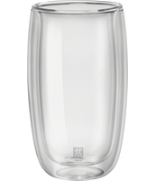 SZKLANKA LATTE MACCHIATO ZWILLING DOUBLE WALL SORRENTO 350 ML