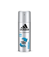 ADIDAS FRESH DEO SPRAY ANTYPERSPIRACYJNY COOL&DRY 150ML