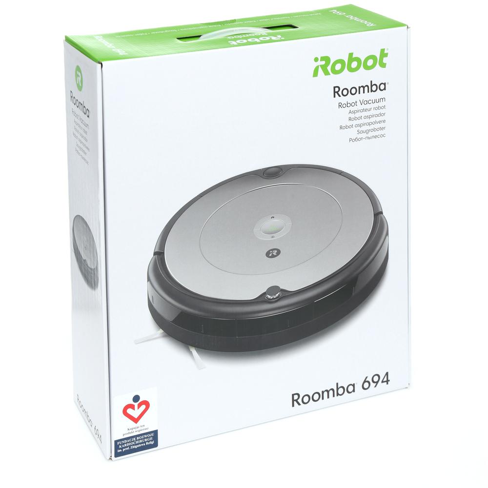 ROBOT ODKURZAJĄCY IROBOT ROOMBA 694