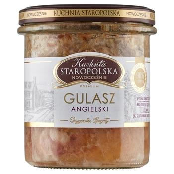 Gulasz Angielski Kuchnia Staropolska 300 G Selgros24pl