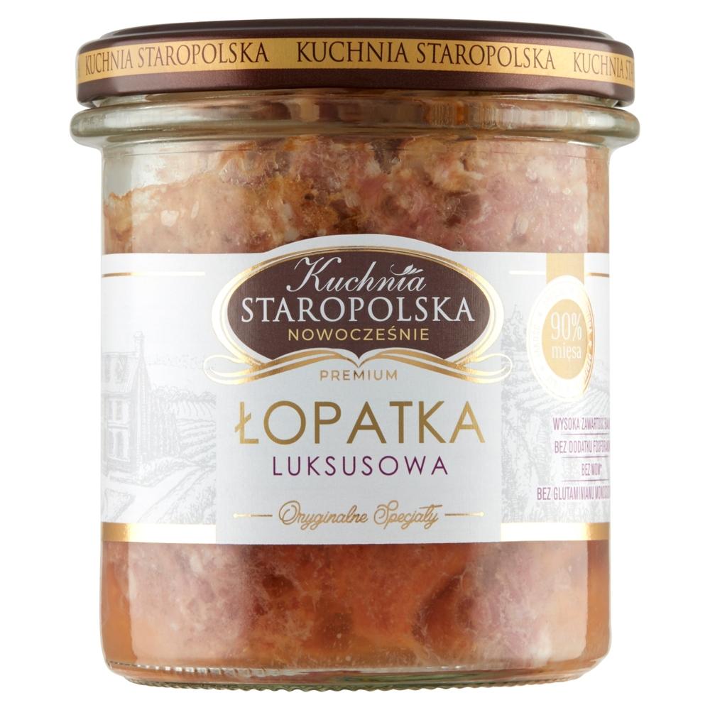 ŁOPATKA LUKSUSOWA KUCHNIA STAROPOLSKA 300 G