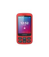 TELEFON GSM MYPHONE HALO S CZERWONY