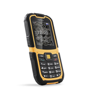TELEFON GSM MYPHONE HAMMER 2 ŻÓŁTO-CZARNY